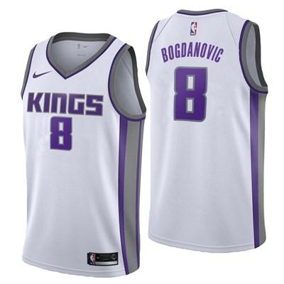 Nike Sacramento Kings Nike Association Swingman Jersey - Bogdan Bogdanovic - Mens Sacramento Kings Nike Association Swingman Jersey - Bogdan Bogdanovic - Mens