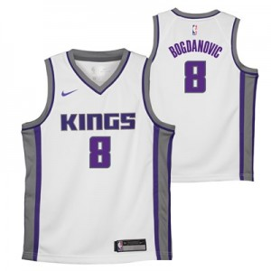 Nike Sacramento Kings Nike Association Swingman Jersey - Bogdan Bogdanovic - Youth Sacramento Kings Nike Association Swingman Jersey - Bogdan Bogdanovic - Youth