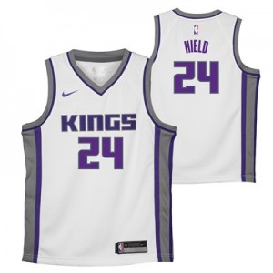 Nike Sacramento Kings Nike Association Swingman Jersey - Buddy Hield - Youth Sacramento Kings Nike Association Swingman Jersey - Buddy Hield - Youth