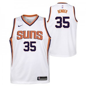 Nike Phoenix Suns Nike Association Swingman Jersey - Dragan Bender - Youth Phoenix Suns Nike Association Swingman Jersey - Dragan Bender - Youth