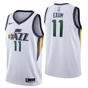 Nike Utah Jazz Nike Association Swingman Jersey - Dante Exum - Mens Utah Jazz Nike Association Swingman Jersey - Dante Exum - Mens