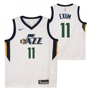 Nike Utah Jazz Nike Association Swingman Jersey - Dante Exum - Youth Utah Jazz Nike Association Swingman Jersey - Dante Exum - Youth