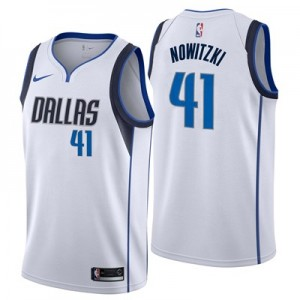 Nike Dallas Mavericks Nike Association Swingman Jersey - Dirk Nowitzki - Mens Dallas Mavericks Nike Association Swingman Jersey - Dirk Nowitzki - Mens