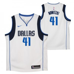 Nike Dallas Mavericks Nike Association Swingman Jersey - Dirk Nowitzki - Youth Dallas Mavericks Nike Association Swingman Jersey - Dirk Nowitzki - Youth