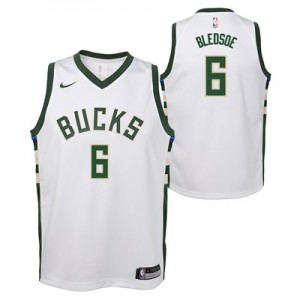Nike Milwaukee Bucks Nike Association Swingman Jersey - Eric Bledsoe - Youth Milwaukee Bucks Nike Association Swingman Jersey - Eric Bledsoe - Youth