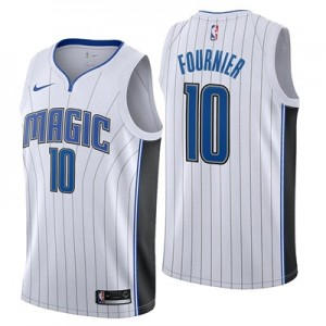 Nike Orlando Magic Nike Association Swingman Jersey - Evan Fournier - Mens Orlando Magic Nike Association Swingman Jersey - Evan Fournier - Mens