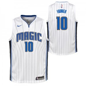 Nike Orlando Magic Nike Association Swingman Jersey - Evan Fournier - Youth Orlando Magic Nike Association Swingman Jersey - Evan Fournier - Youth