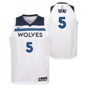 Nike Minnesota Timberwolves Nike Association Swingman Jersey - Gorgui Dieng - Youth Minnesota Timberwolves Nike Association Swingman Jersey - Gorgui Dieng - Youth