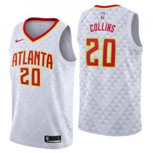 Nike Atlanta Hawks Nike Association Swingman Jersey - John Collins - Mens Atlanta Hawks Nike Association Swingman Jersey - John Collins - Mens