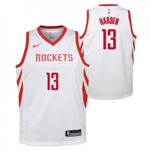 Nike Houston Rockets Nike Association Swingman Jersey - James Harden - Youth Houston Rockets Nike Association Swingman Jersey - James Harden - Youth