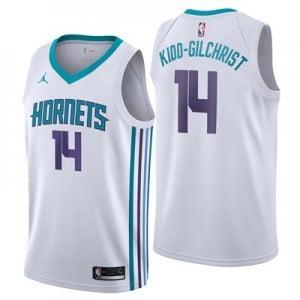 Nike Charlotte Hornets Jordan Association Swingmna Jersey - Michael Kidd-Gilchrist - Mens Charlotte Hornets Jordan Association Swingmna Jersey - Michael Kidd-Gilchrist - Mens