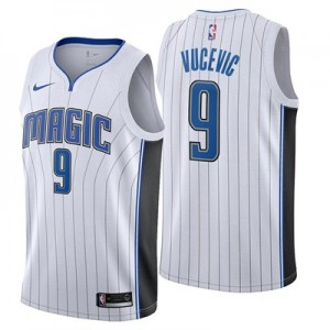 Nike Orlando Magic Nike Association Swingman Jersey - Nikola Vucevic - Mens Orlando Magic Nike Association Swingman Jersey - Nikola Vucevic - Mens