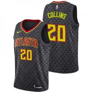 Nike Atlanta Hawks Nike Icon Swingman Jersey - John Collins - Mens Atlanta Hawks Nike Icon Swingman Jersey - John Collins - Mens