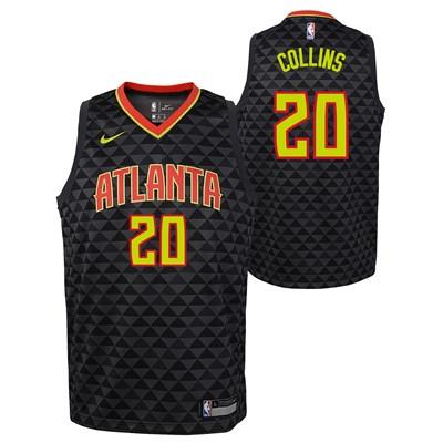 Nike Atlanta Hawks Nike Icon Swingman Jersey - John Collins - Youth Atlanta Hawks Nike Icon Swingman Jersey - John Collins - Youth