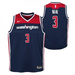 Nike Washington Wizards Nike Statement Swingman Jersey - Bradley Beal - Youth Washington Wizards Nike Statement Swingman Jersey - Bradley Beal - Youth