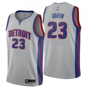 Nike Detroit Pistons Nike Statement Swingman Jersey - Blake Griffin - Mens Detroit Pistons Nike Statement Swingman Jersey - Blake Griffin - Mens
