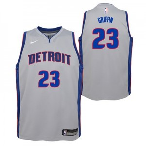 Nike Detroit Pistons Nike Statement Swingman Jersey - Blake Griffin - Youth Detroit Pistons Nike Statement Swingman Jersey - Blake Griffin - Youth