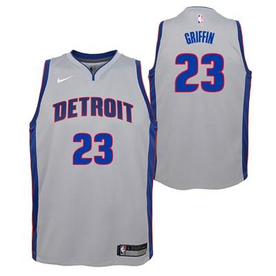 Nike Detroit Pistons Nike Statement Swingman Jersey - Blake Griffin - Youth Detroit Pistons Nike Statement Swingman Jersey - Blake Griffin - Youth