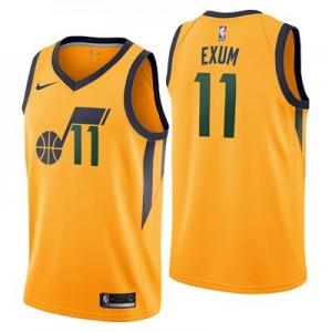 Nike Utah Jazz Nike Statement Swingman Jersey - Dante Exum - Mens Utah Jazz Nike Statement Swingman Jersey - Dante Exum - Mens