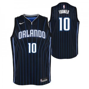 Nike Orlando Magic Nike Statement Swingman Jersey - Evan Fournier - Youth Orlando Magic Nike Statement Swingman Jersey - Evan Fournier - Youth