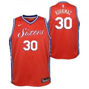 Nike Philadelphia 76ers Nike Statement Swingman Jersey - Furkan Korkmaz - Youth Philadelphia 76ers Nike Statement Swingman Jersey - Furkan Korkmaz - Youth