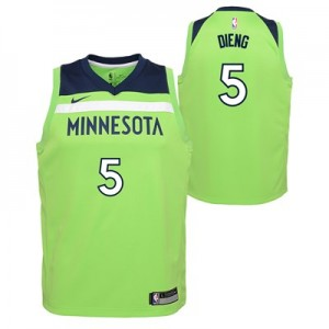 Nike Minnesota Timberwolves Nike Statement Swingman Jersey - Gorgui Dieng - Youth Minnesota Timberwolves Nike Statement Swingman Jersey - Gorgui Dieng - Youth