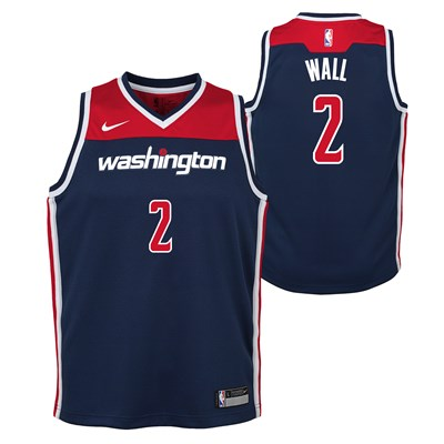 Nike Washington Wizards Nike Statement Swingman Jersey - John Wall - Youth Washington Wizards Nike Statement Swingman Jersey - John Wall - Youth