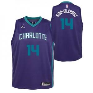 Nike Charlotte Hornets Jordan Statement Swingmna Jersey - Michael Kidd-Gilchrist - Youth Charlotte Hornets Jordan Statement Swingmna Jersey - Michael Kidd-Gilchrist - Youth