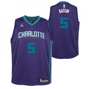 Nike Charlotte Hornets Jordan Statement Swingman Jersey - Nicolas Batum - Youth Charlotte Hornets Jordan Statement Swingman Jersey - Nicolas Batum - Youth