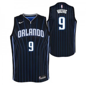 Nike Orlando Magic Nike Statement Swingman Jersey - Nikola Vucevic - Youth Orlando Magic Nike Statement Swingman Jersey - Nikola Vucevic - Youth