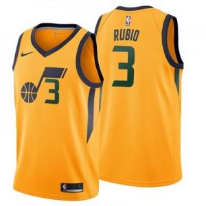Nike Utah Jazz Nike Statement Swingman Jersey - Ricky Rubio - Mens Utah Jazz Nike Statement Swingman Jersey - Ricky Rubio - Mens
