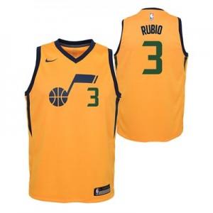 Nike Utah Jazz Nike Statement Swingman Jersey - Ricky Rubio - Youth Utah Jazz Nike Statement Swingman Jersey - Ricky Rubio - Youth
