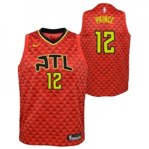 Nike Atlanta Hawks Nike Statement Swingman Jersey - Taurean Prince - Youth Atlanta Hawks Nike Statement Swingman Jersey - Taurean Prince - Youth