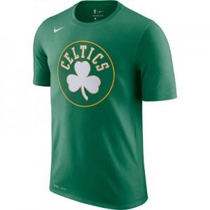 Boston Celtics Nike City Edition T-Shirt - Mens