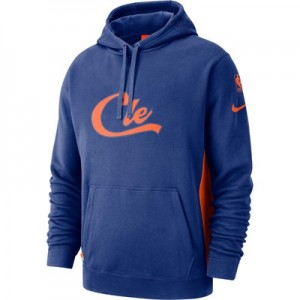 Cleveland Cavaliers Nike City Edition Courtside Hoodie - Mens