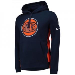 New York Knicks Nike Courtside Hoodie - Mens