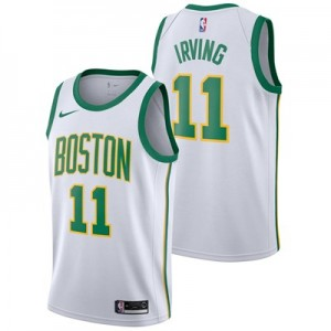 Nike Boston Celtics Nike City Edition Swingman Jersey - Kyrie Irving - Mens Boston Celtics Nike City Edition Swingman Jersey - Kyrie Irving - Mens