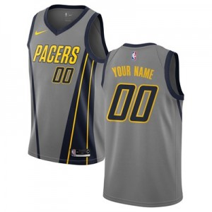 Nike Indiana Pacers Nike City Edition Swingman Jersey - Custom - Mens Indiana Pacers Nike City Edition Swingman Jersey - Custom - Mens
