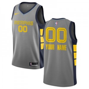 Nike Memphis Grizzlies Nike City Edition Swingman Jersey - Custom - Mens Memphis Grizzlies Nike City Edition Swingman Jersey - Custom - Mens