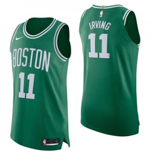 Nike Boston Celtics Nike Icon Authentic Jersey - Kyrie Irving - Mens Boston Celtics Nike Icon Authentic Jersey - Kyrie Irving - Mens