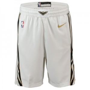 Atlanta Hawks Nike City Edition Swingman Short - Mens