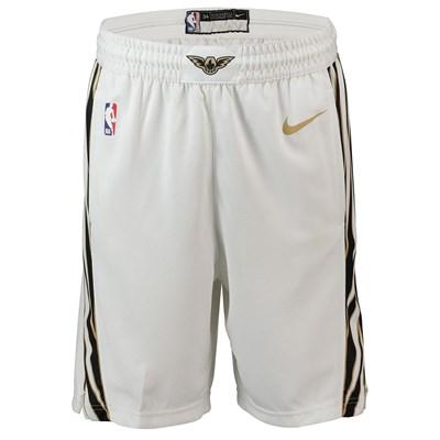 Atlanta Hawks Nike City Edition Swingman Short - Mens