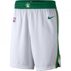 Boston Celtics Nike City Edition Swingman Short - Mens