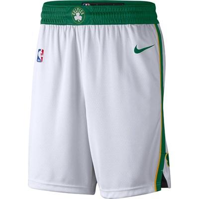 Boston Celtics Nike City Edition Swingman Short - Mens