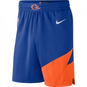 Cleveland Cavaliers Nike City Edition Swingman Short - Mens
