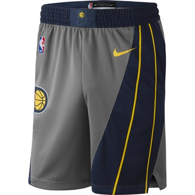 Indiana Pacers Nike City Edition Swingman Short - Mens