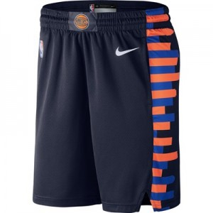 New York Knicks Nike City Edition Swingman Short - Mens