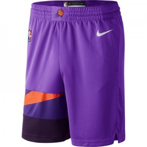 Phoenix Suns Nike City Edition Swingman Short - Mens