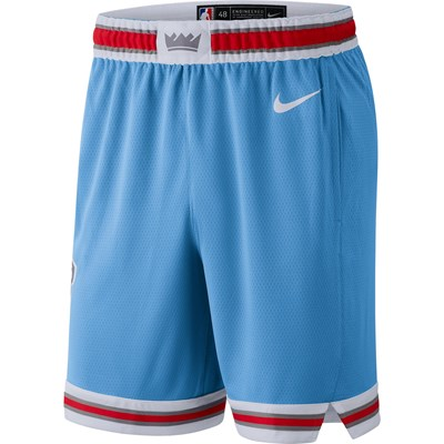 Sacramento Kings Nike City Edition Swingman Short - Mens