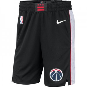 Washington Wizards Nike City Edition Swingman Short - Mens